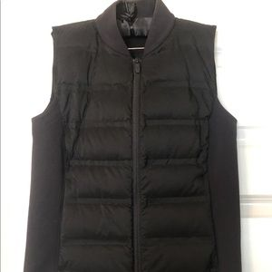 Lululemon Down & Around Vest sz6